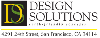 Logo, Design Solutions - House Remodeling